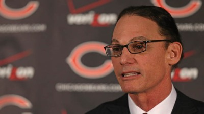 Trestman's Bears Vision is So Kooky It May Work