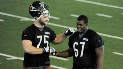 Should Bears' Jordan Mills and Kyle Long Play Thursday?