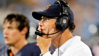 Trestman 'Not Concerned' About Game Day Rain