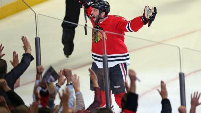 Three Stars: Saad Leads Blackhawks to Opening Night Win