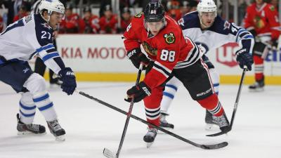 Can the Road Be a Blessing in Disguise for Blackhawks?