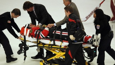 Torres Suspended Indefinitely For Hossa Hit