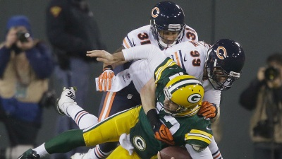 McClellin Listed as Doubtful for Sunday's Game vs. Lions