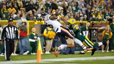 Wind Chills Below 10 Degrees in Store for Packers-Bears Tilt