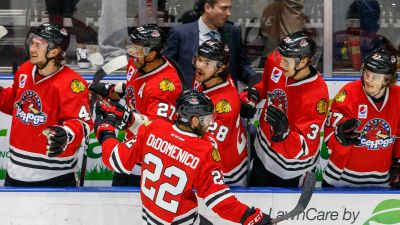 IceHogs Set to Begin Conference Final