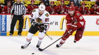 Will Free Agents Bickell, Stalberg Be Hawks Next Season?