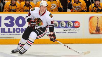 Blackhawks Player Evaluations: Bryan Bickell