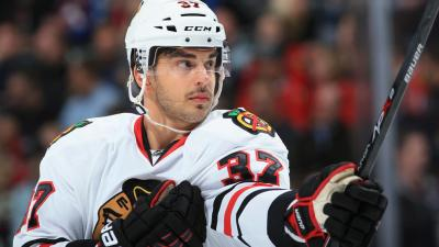 Blackhawks Recall Brandon Pirri from Rockford