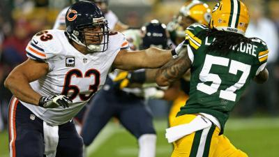 Bears Re-Sign Roberto Garza to 1-Year Deal