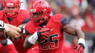 New Bears on the Block: Ka'Deem Carey