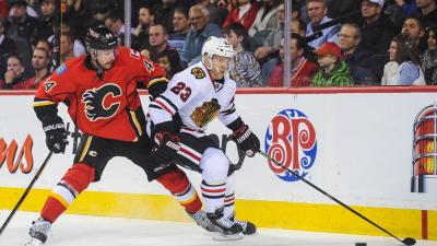 Versteeg Looking to Reward Bowman's Faith Down the Stretch