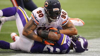 Julius Peppers Inks 3-Year Pact with Packers