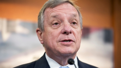 Durbin Leads Oberweis 55-32 In New Tribune Poll