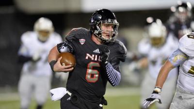 Bears Ink Former NIU Standout Lynch
