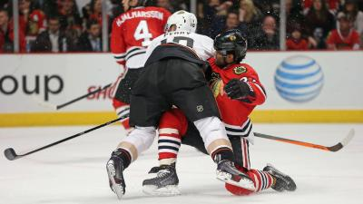 Blackhawks Lose Third Straight Game