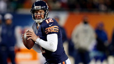 McCown Expresses Desire to Remain with Bears