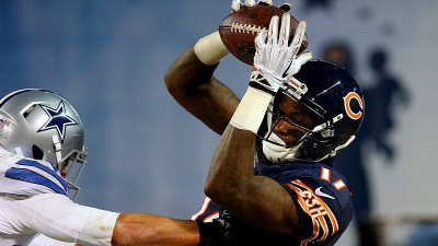 Alshon Jeffery Gives Himself a Nickname