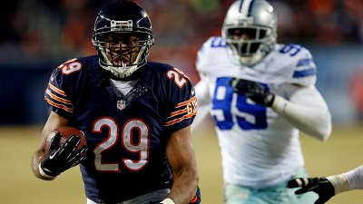 Bears Cut Bush, Rosario Ahead of Free Agency