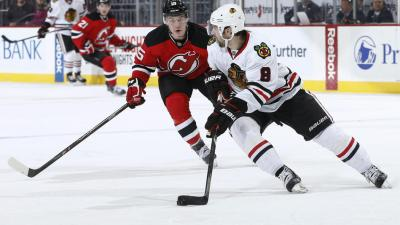 Blackhawks Player Evaluations: Nick Leddy