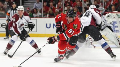 Blackhawks Fall to Avalanche in Overtime