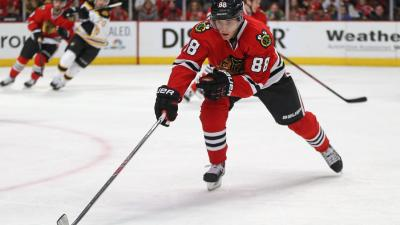 Three Stars of 'Hawks' Wednesday OT Win