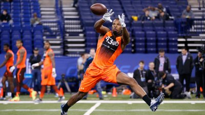 Getting to Know Bears WR Kevin White