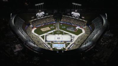 NHL Looking to Contest Four Outdoor Games Next Season