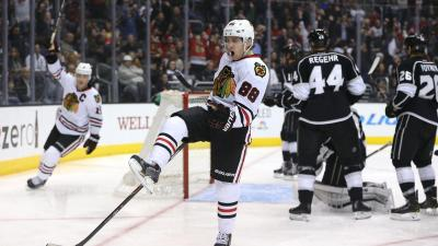 Blackhawks Stand Pat As NHL Trade Deadline Passes