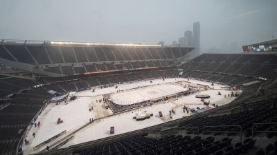 Venue Chosen for Blackhawks-Capitals Winter Classic