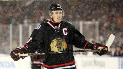 First Round Matchups: Backes vs. Toews