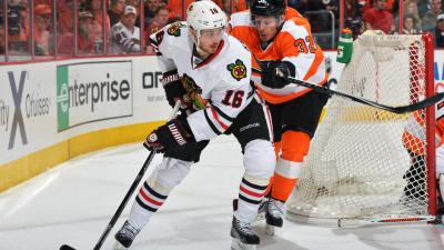 Will Blackhawks Clinch Playoff Spot Tonight?