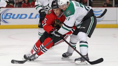 Three Stars: Shaw Shows Skill, Smarts in Hawks Win