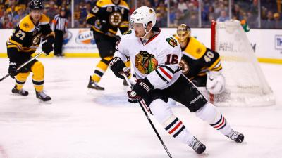 Bruins Shut Out Blackhawks 3-0