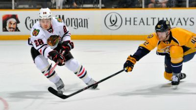 Predators Beat Blackhawks 7-5