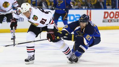Marian Hossa Accepts Ice-Bucket Challenge