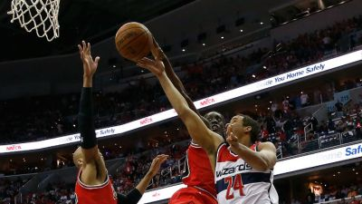 Wizards Defeat Bulls 98-89, Take 3-1 Lead