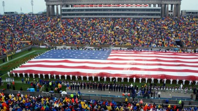 NFL Shows Common Sense in Allowing Flag Wear