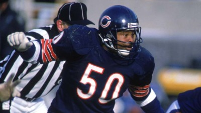 Top Bears Draft Picks: #2 Mike Singletary