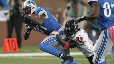 Beware the Lions passing game