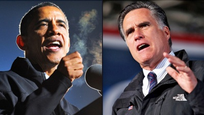 How Romney, Obama Plan To Spend Election Day