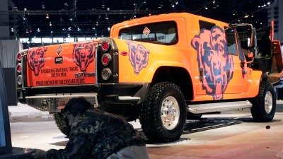 A Bears Shutout Could Win You a New Car