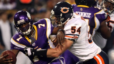 Brian Urlacher Talking to Minnesota: Report