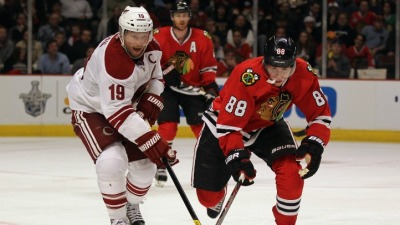 Gameday Preview: Blackhawks vs. Coyotes