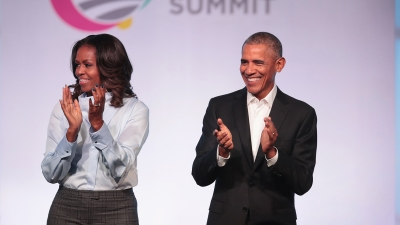 Obamas to Speak in Chicago About Presidential Center