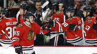Hawks, Red Wings Separation Much Ado About Nothing