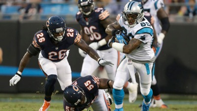Bears Fall to Panthers in Preseason Opener