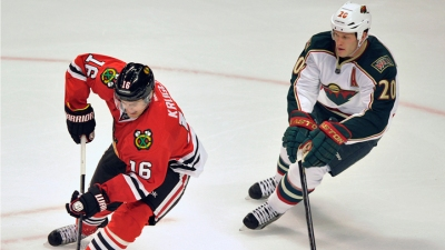 Blackhawks Look to Make it Three in a Row Over Wild