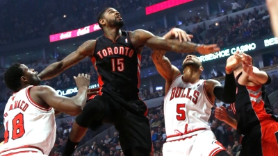 Bulls Come Up Short Against Raptors