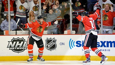 'Hawks vs. Wings: Three Stars of Game 7