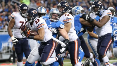 Bears Miss Playoffs Despite 26-24 Win Over Lions